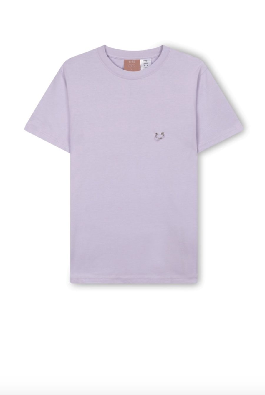 T.I.T.S. - Piercing Tee Lilac