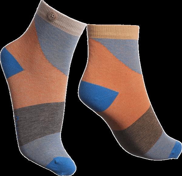 Qnoop - Socks, Athena Cycle Blue