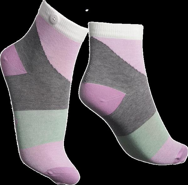 Qnoop - Socks, Athena Orchid Purple