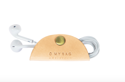 O My Bag - Cord Taco, Natural
