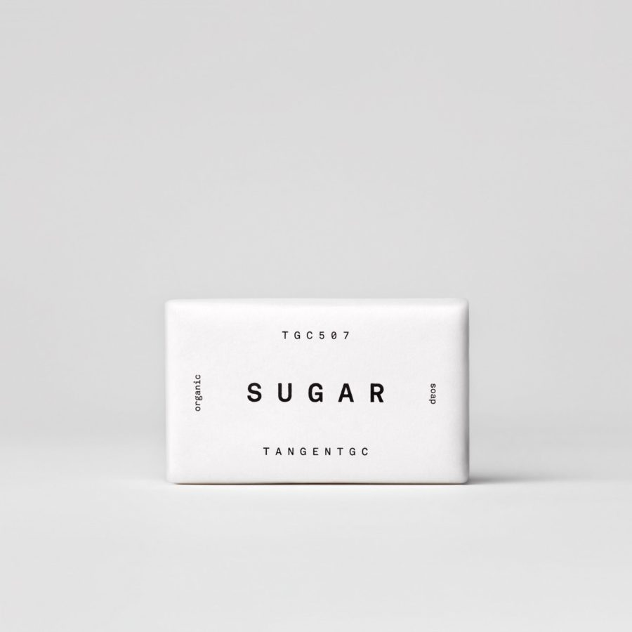 TANGENT GC - Sugar Organic Soap Bar