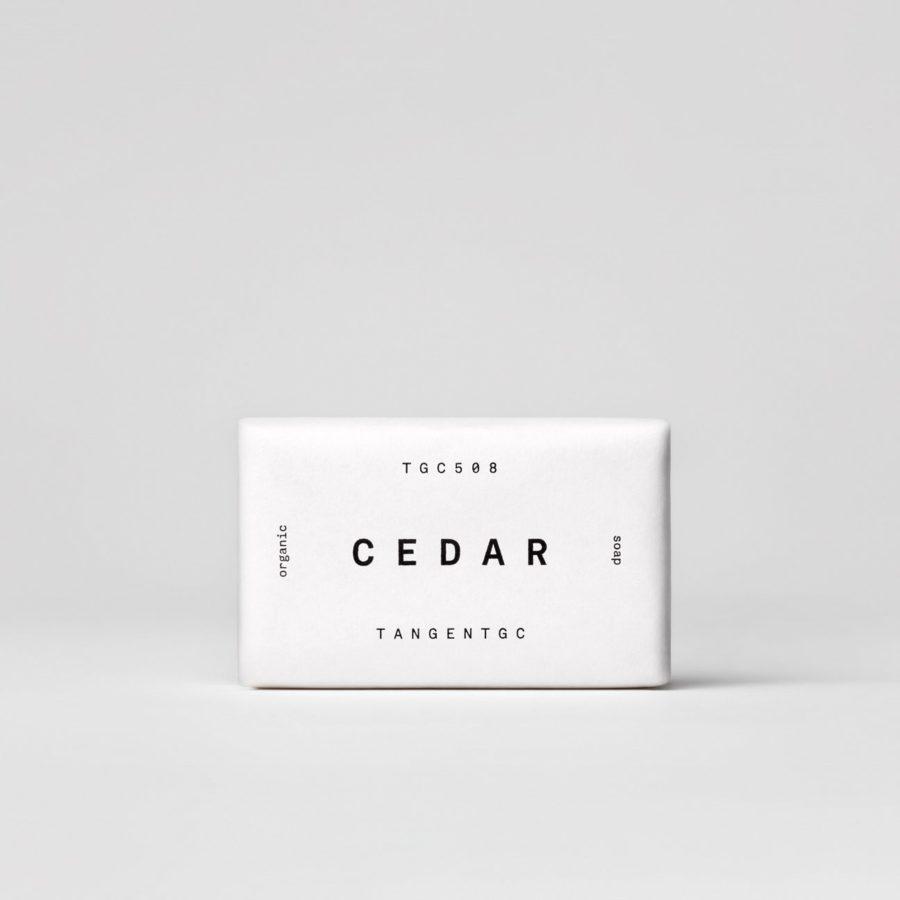 TANGENT GC - Cedar Organic Soap Bar