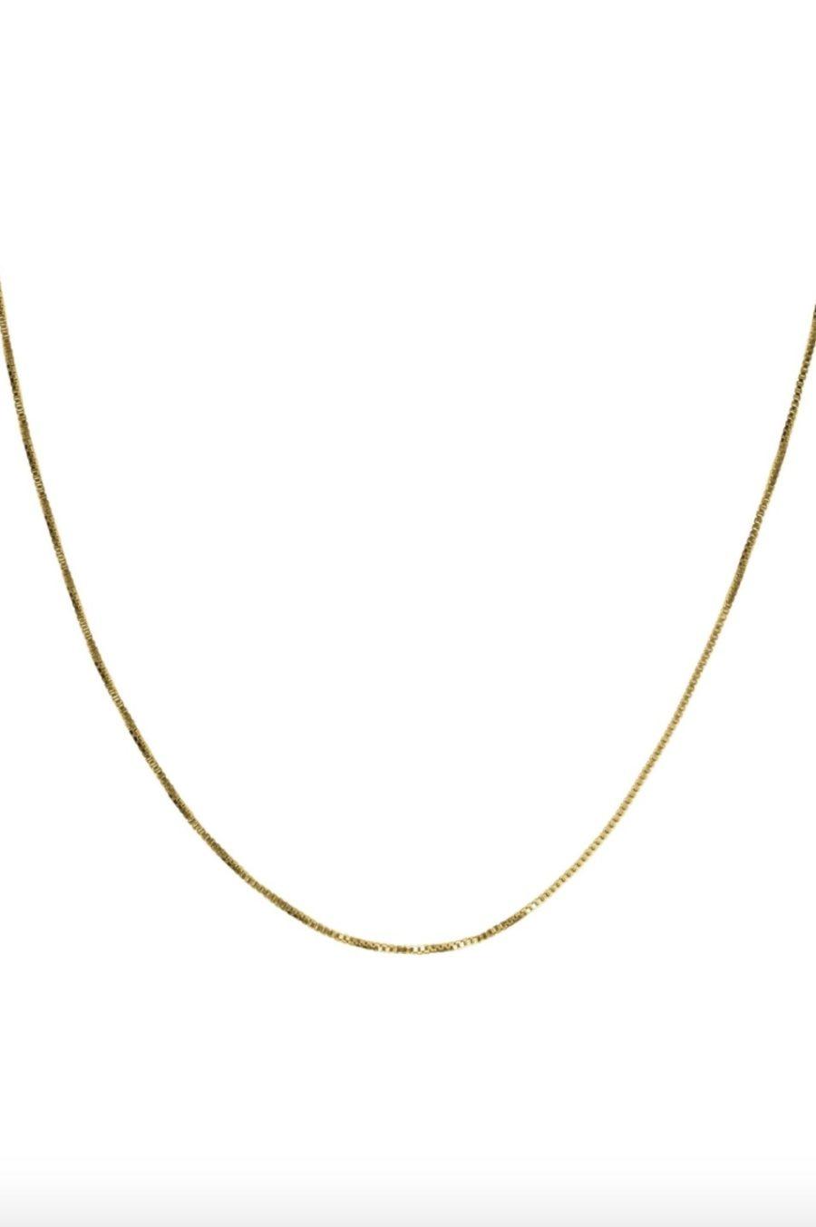 T.I.T.S. - Box Chain, Gold