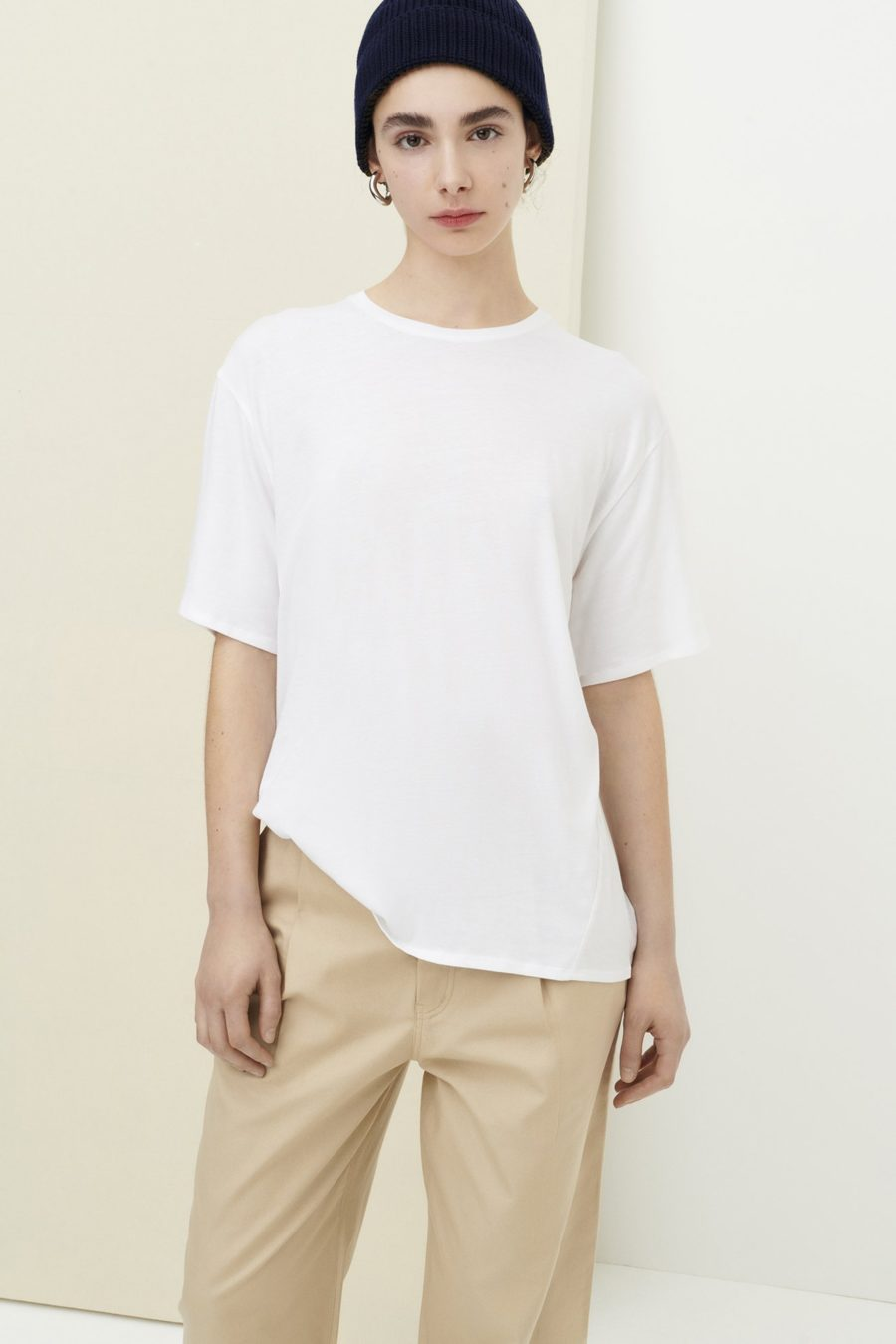 Kowtow - Light Tee, White