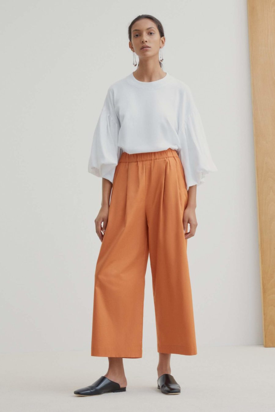 Kowtow - Study Pant, Orange