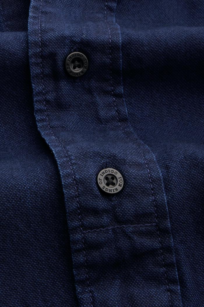 Kings of Indigo - Takata Shirt, Dark Indigo