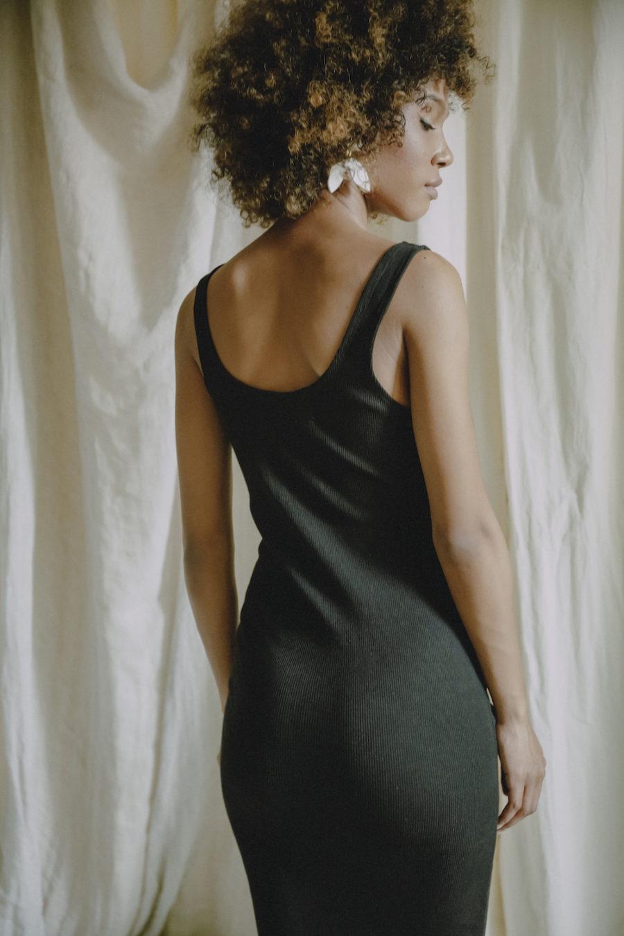Cossac - Bodycon Dress, Black