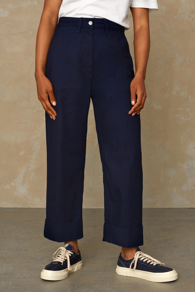Kings of Indigo - Daria Pant, Indigo