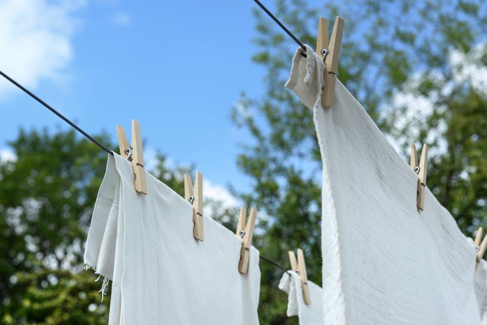 vädra tvätt