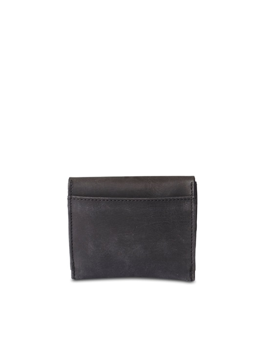 O My Bag - Cardholder, Black Hunter Leather