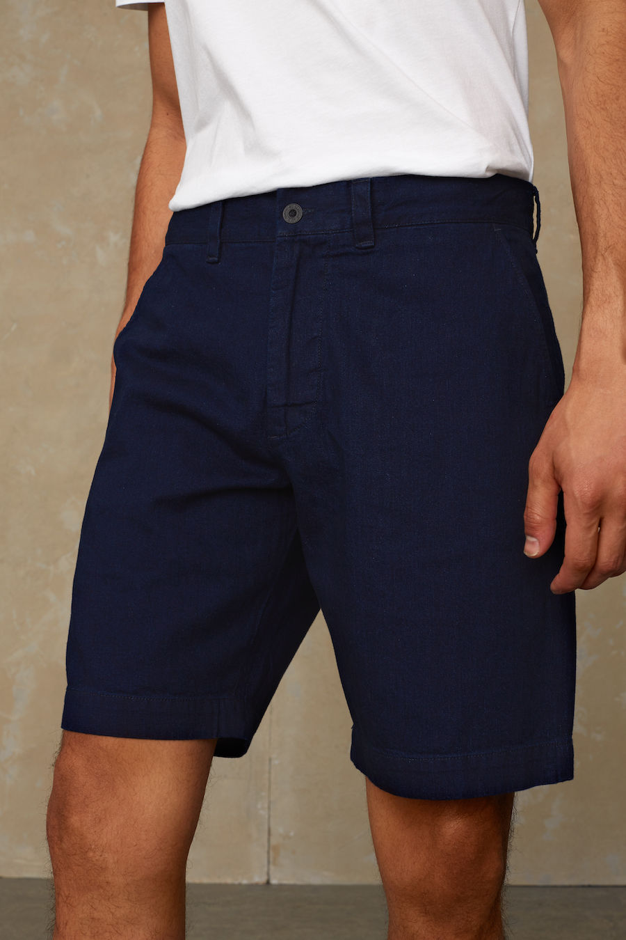 Kings of Indigo - Cronus Shorts, Dark Indigo