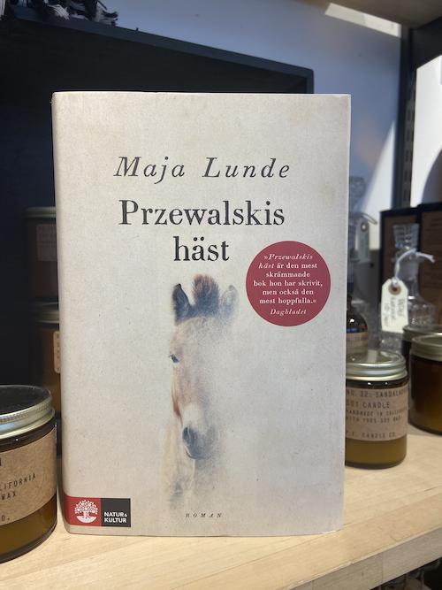 Maja Lunde - Przewalskis häst
