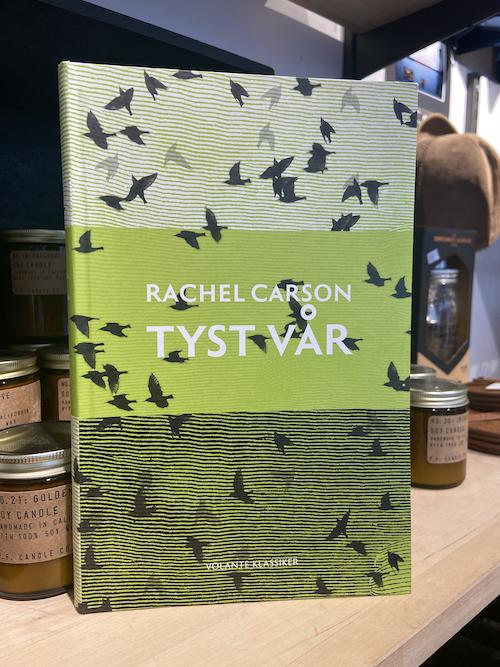 Rachel Carson - Tyst vår