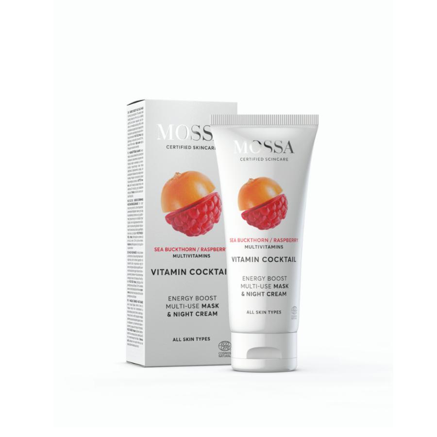 Mossa - Vitamin Cocktail Multi-Use Mask