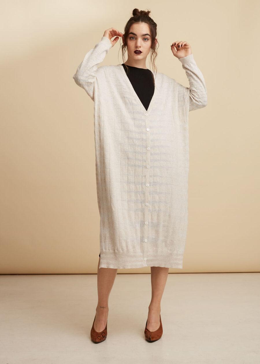 ORES - Cardigan Dress