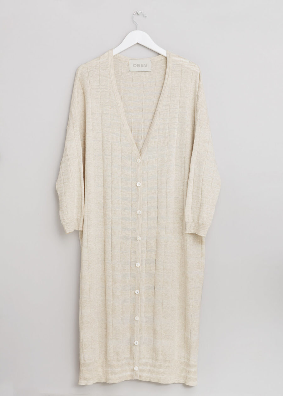 ORES - Cardigan Dress