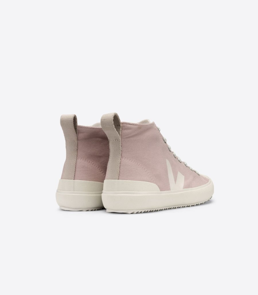 Veja - Nova High-Top Canvas Sneaker, Babe Pierre