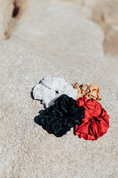A Perfect Nomad - Silk Scrunchie