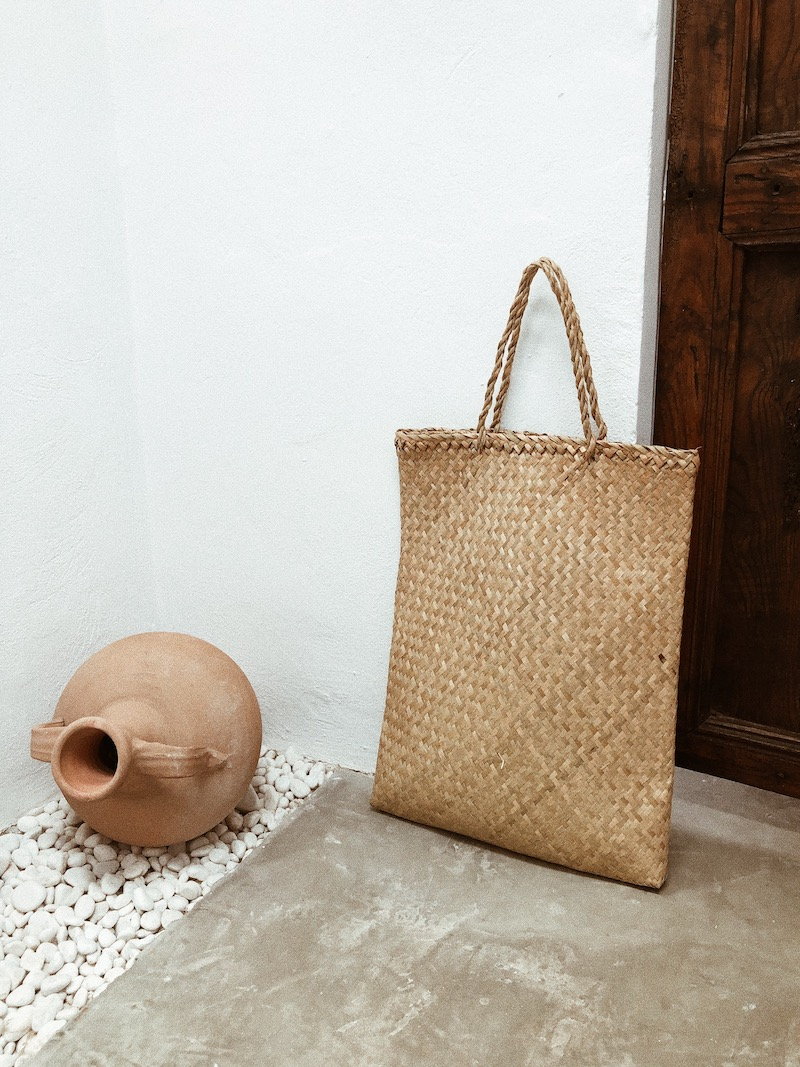A Perfect Nomad - Giant Borneo Bag