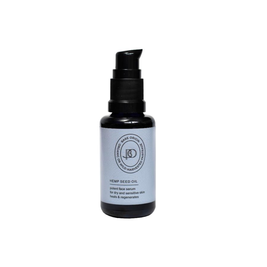Bare Origin - Hemp Seed Oil