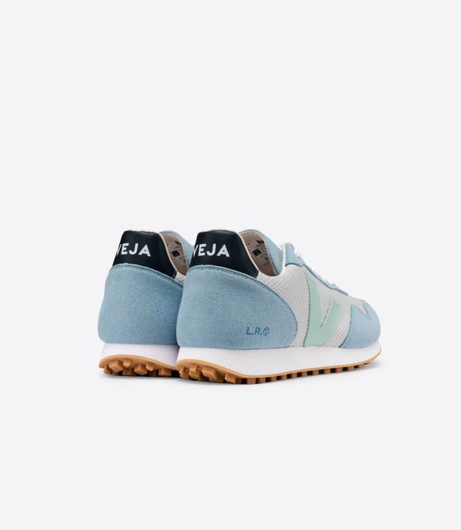 Veja - SDU REC Alveomesh Light Sneaker, Grey Matcha Steel