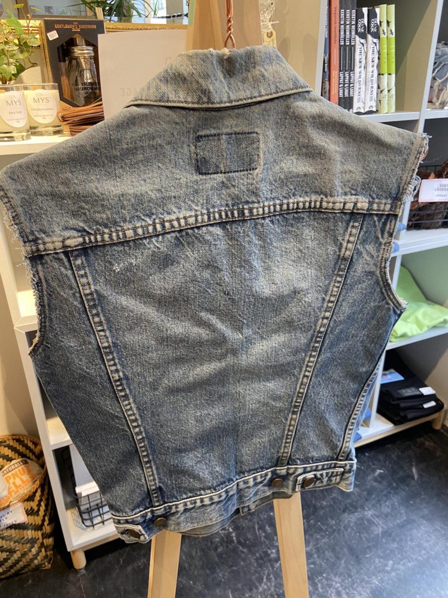 Ecosphere Vintage - Levi's Denim Vest