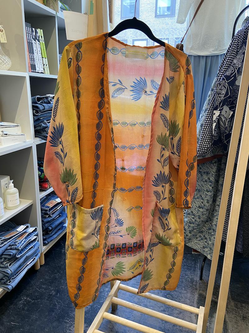 Ecosphere Vintage - Cornelia Sun Kimono