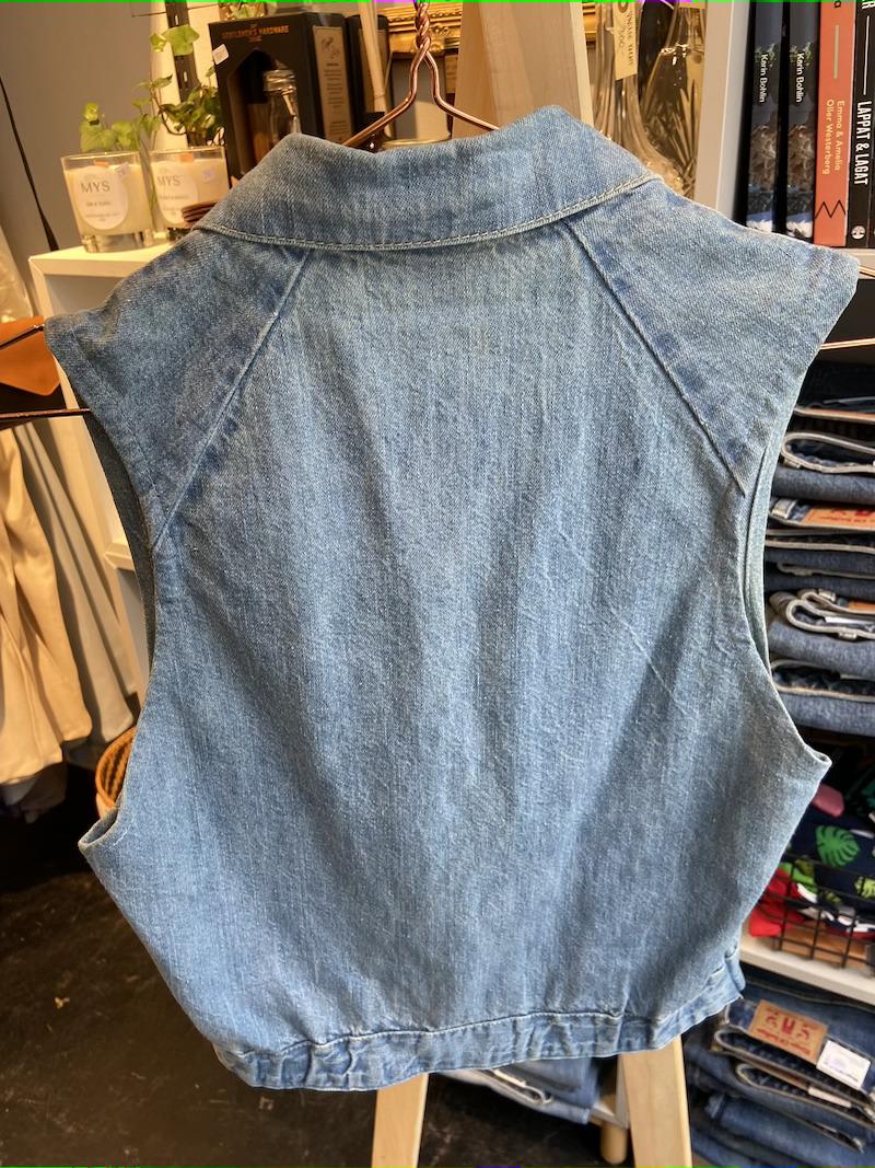 Ecosphere Vintage - Lee Denim Vest