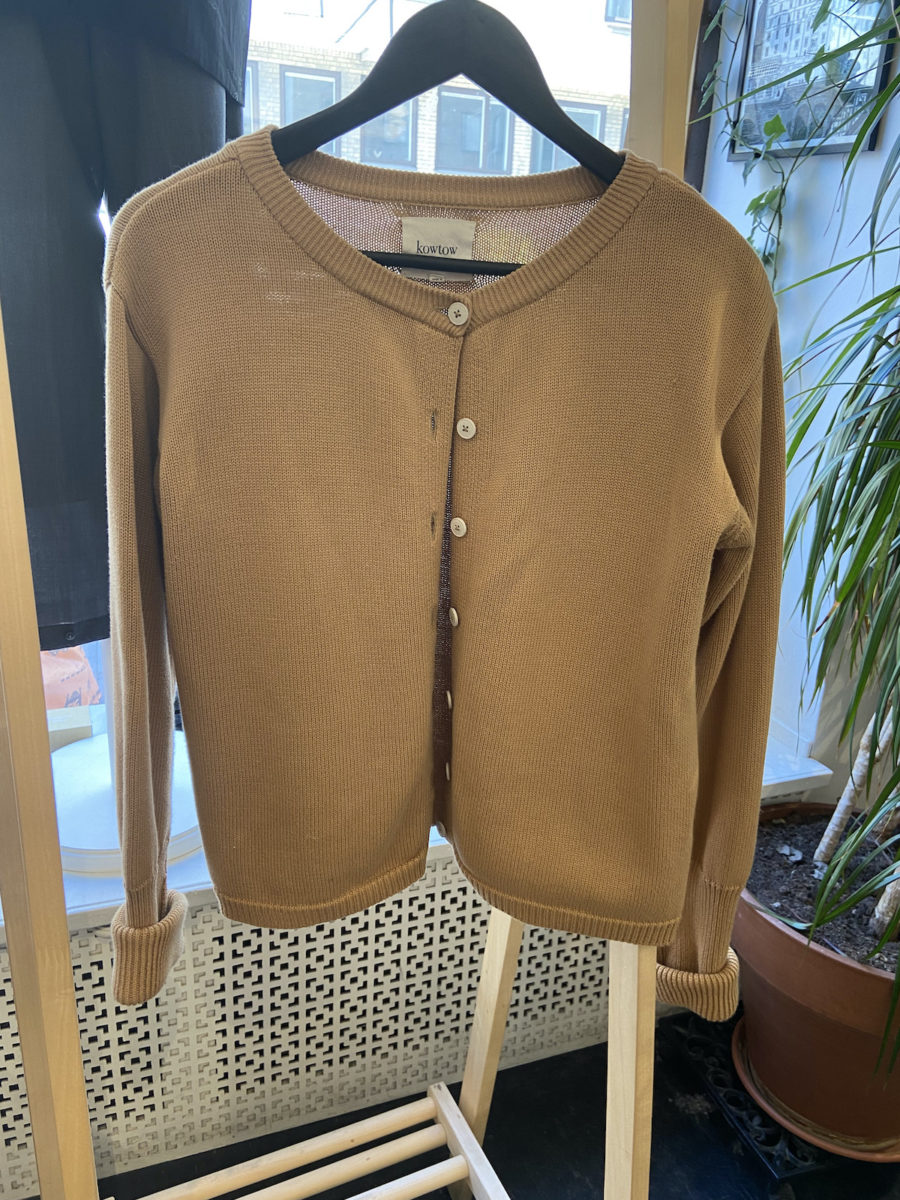 Ecosphere Vintage - Kowtow Knitted Cardi