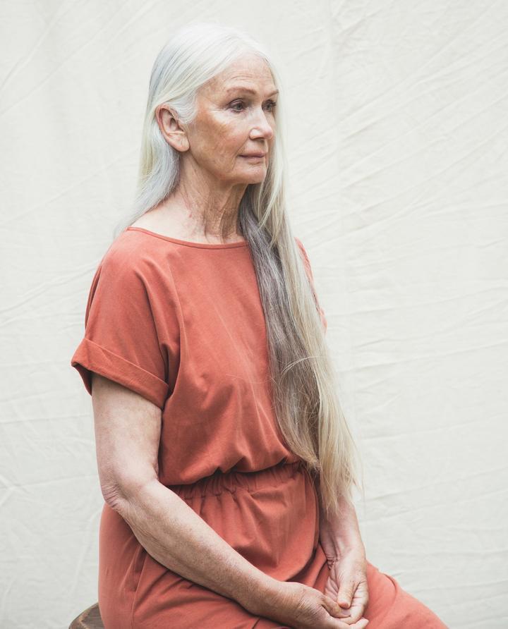 Beaumont Organic - Marissa Dress, Clay