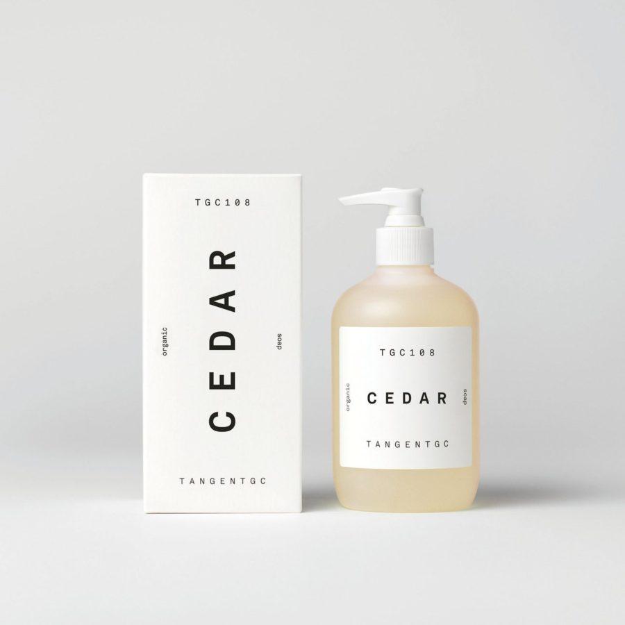 TANGENT GC – Cedar Organic Soap