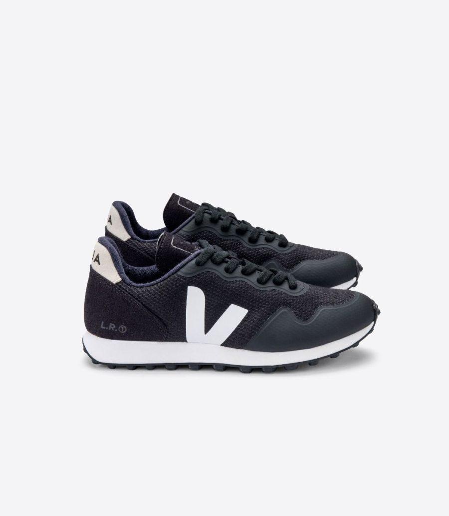 Veja - SDU B-Mesh Sneaker, Black White