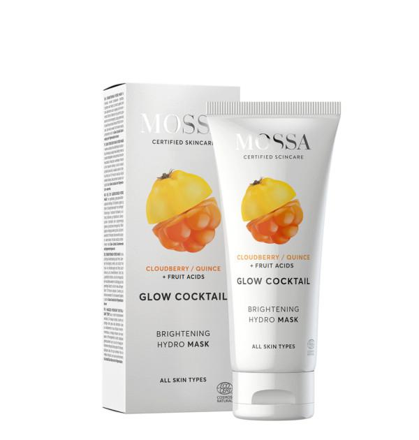 MOSSA - Glow Cocktail Brightening Hydro Mask