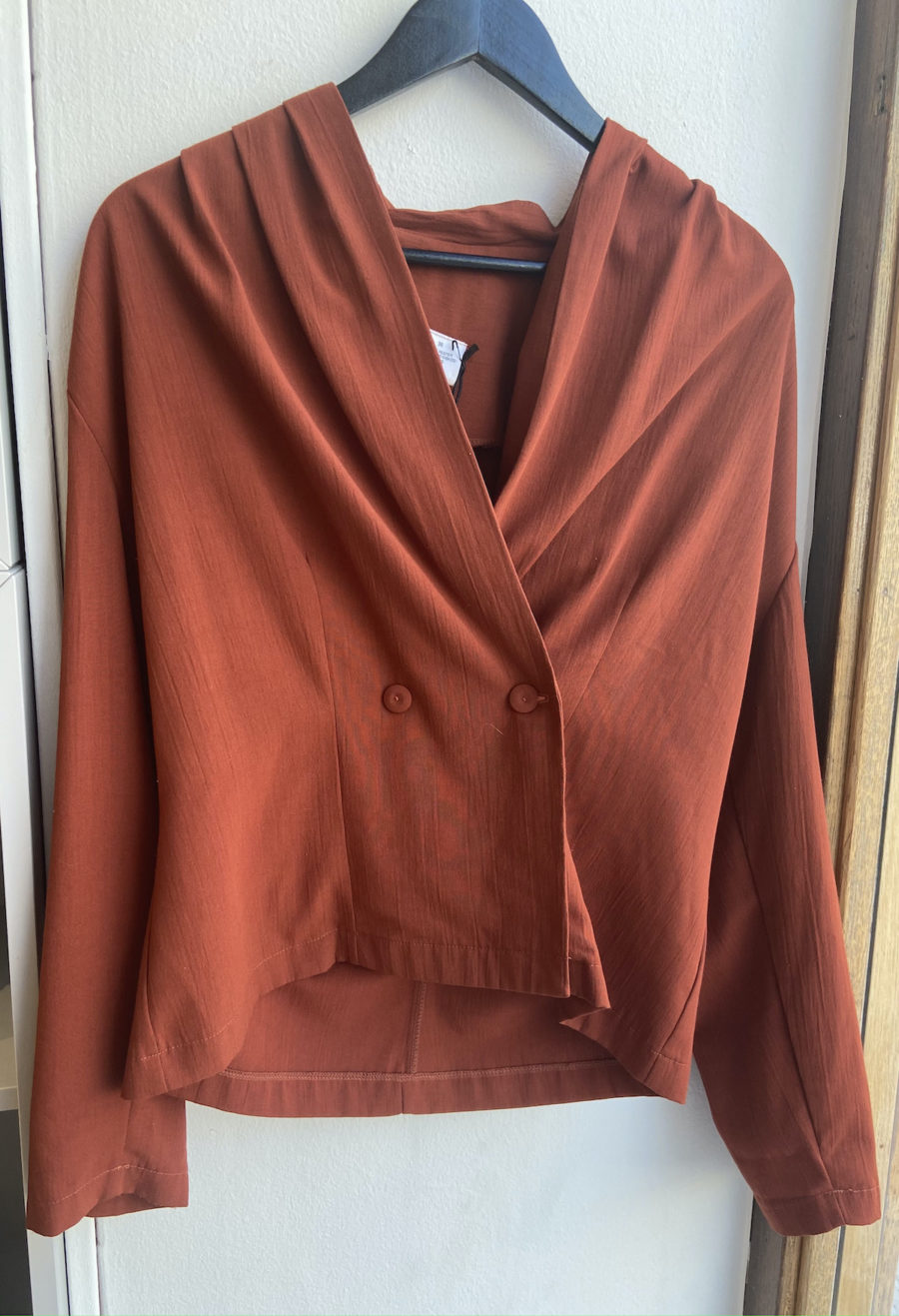 Ecosphere Vintage - Rust Blazer