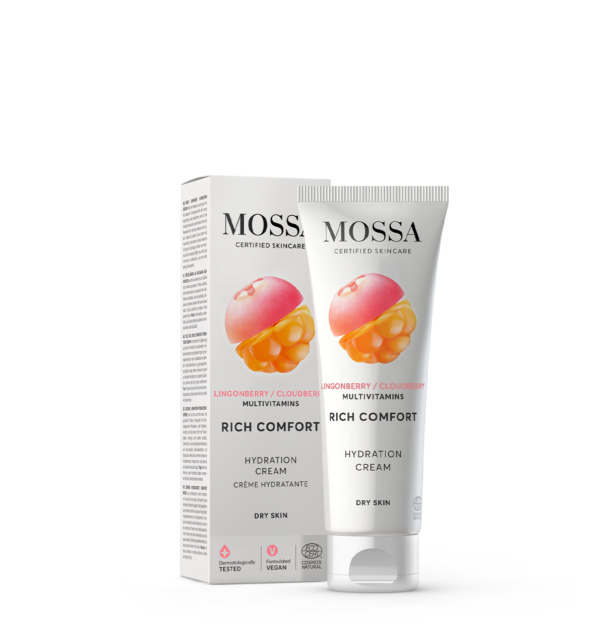 MOSSA - Rich Comfort Hydration Cream