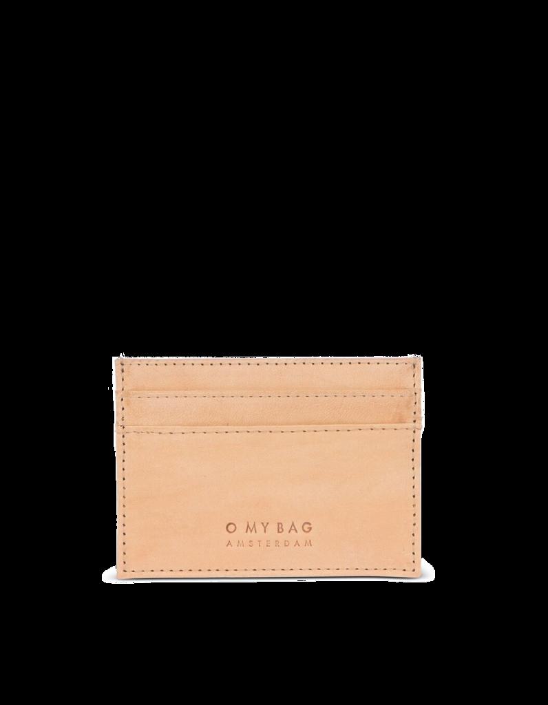 O My Bag - Mark's Cardcase, Natural