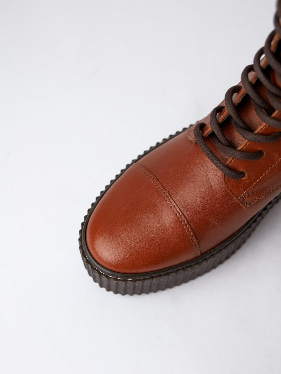 Blankens - The Camden, Brown Leather