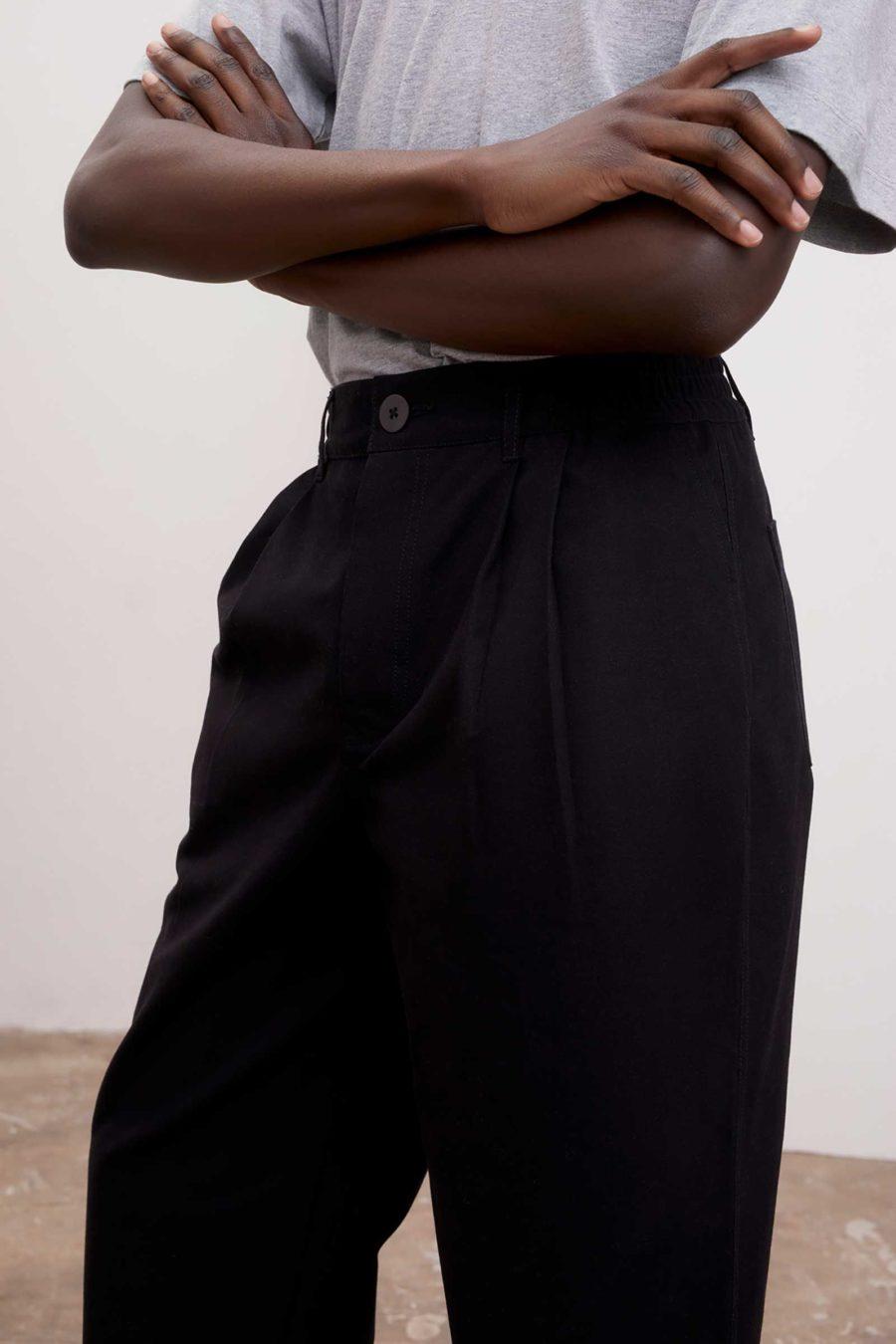 Kowtow - Standard Pant, Black