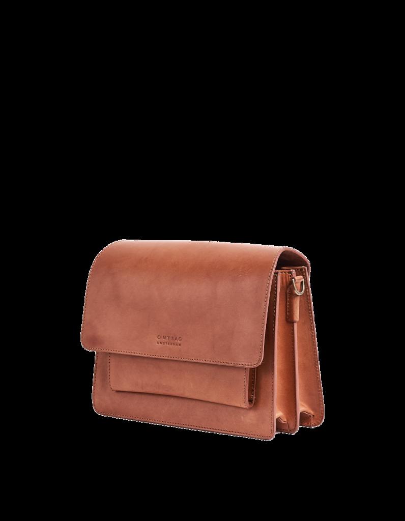 O My Bag - Harper Bag, Classic Cognac Leather
