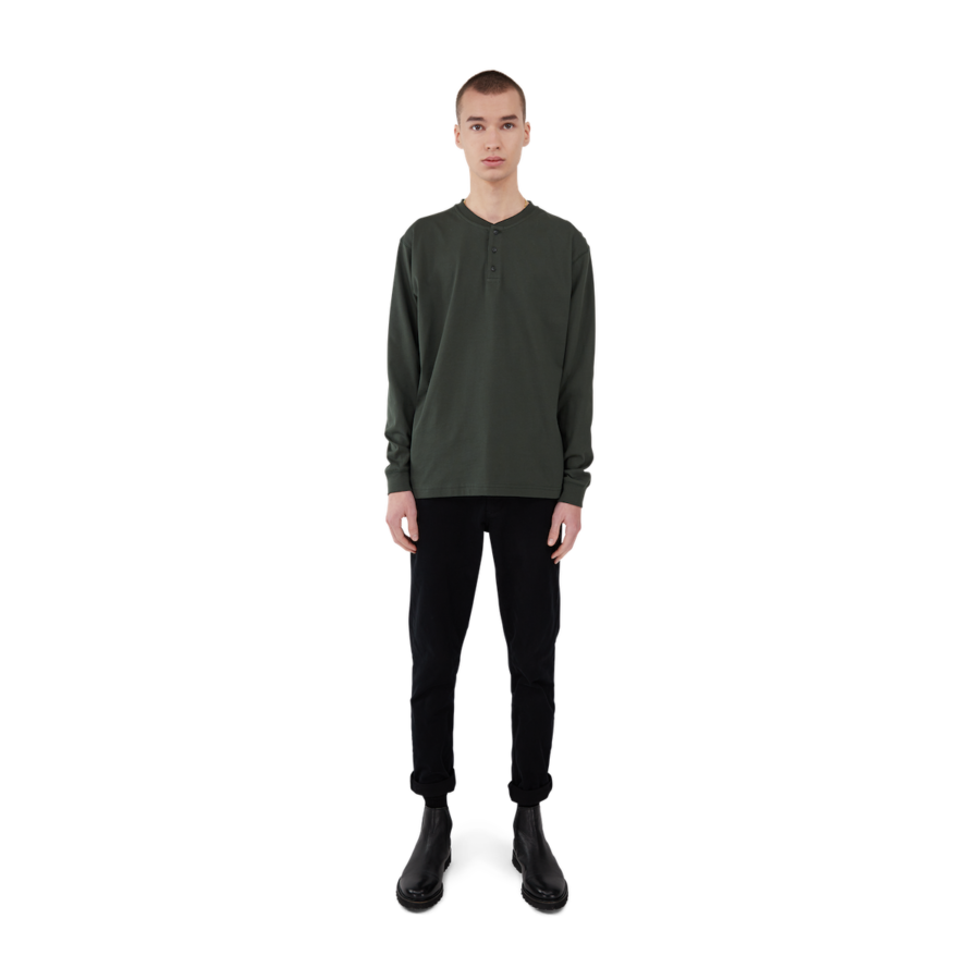Makia - Hay Long Sleeve, Green