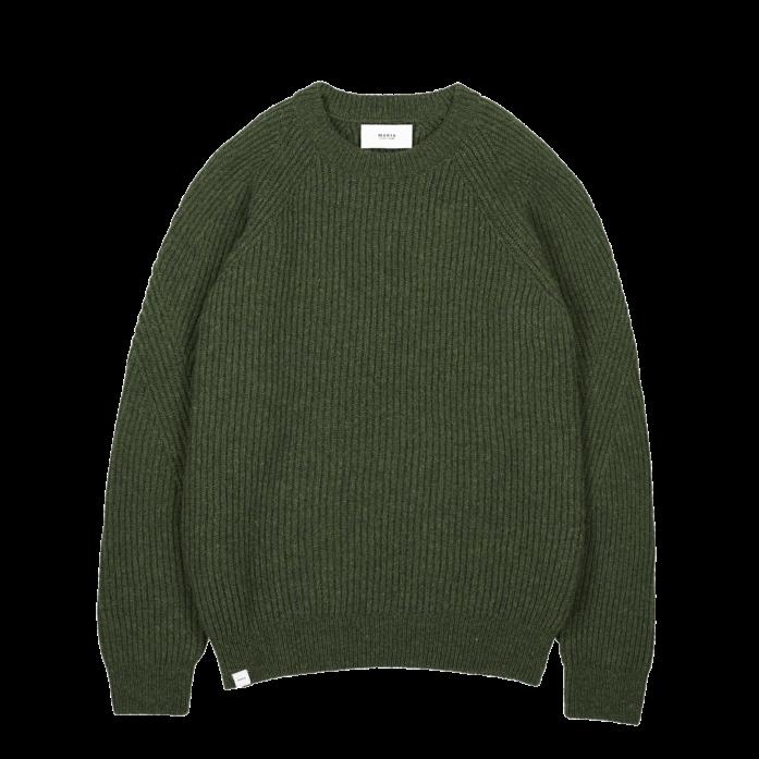 Makia - Viaborg Knit, Moss