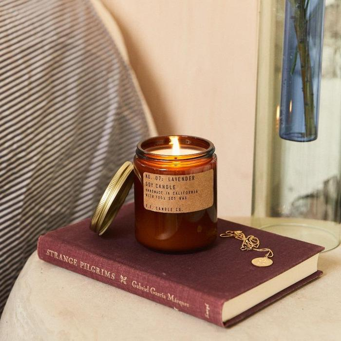 P.F. Candle Co. - Lavender Soy Candle