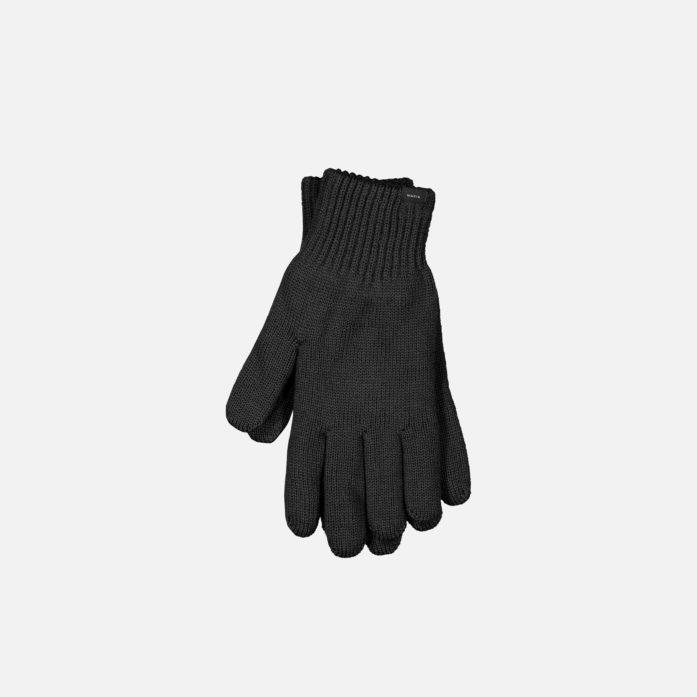 Makia - Wool Gloves, Black