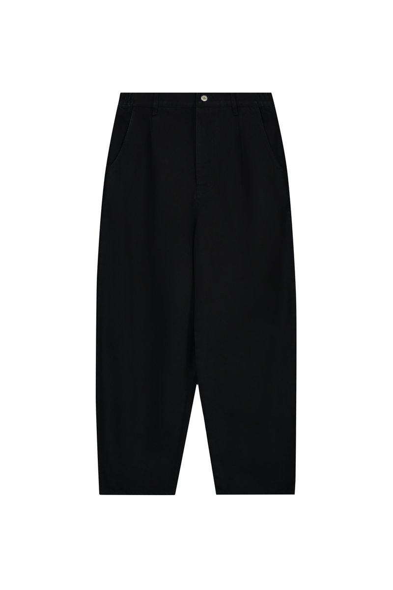 Kowtow - Balloon Jeans, Black Denim