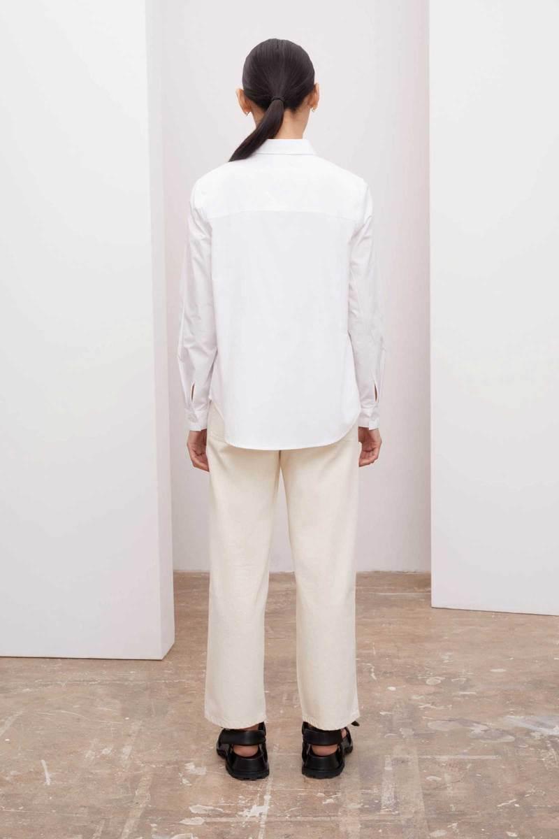 Kowtow - Everyday Shirt, White