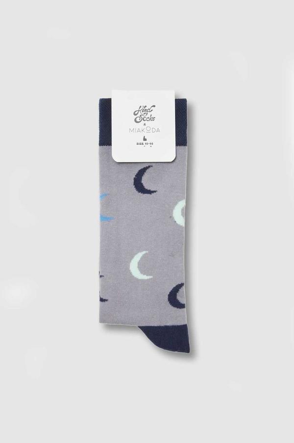 Kind Socks x Miakoda New York - Moon Sock