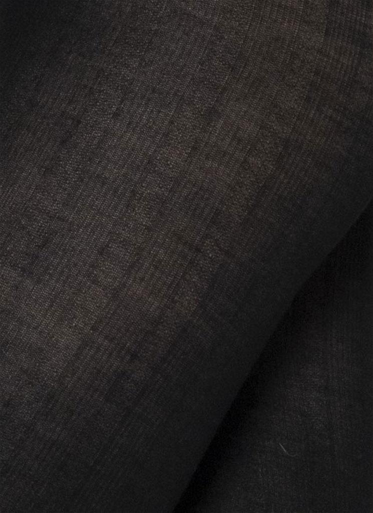 Swedish Stockings - Freja Organic Wool Tights, Black