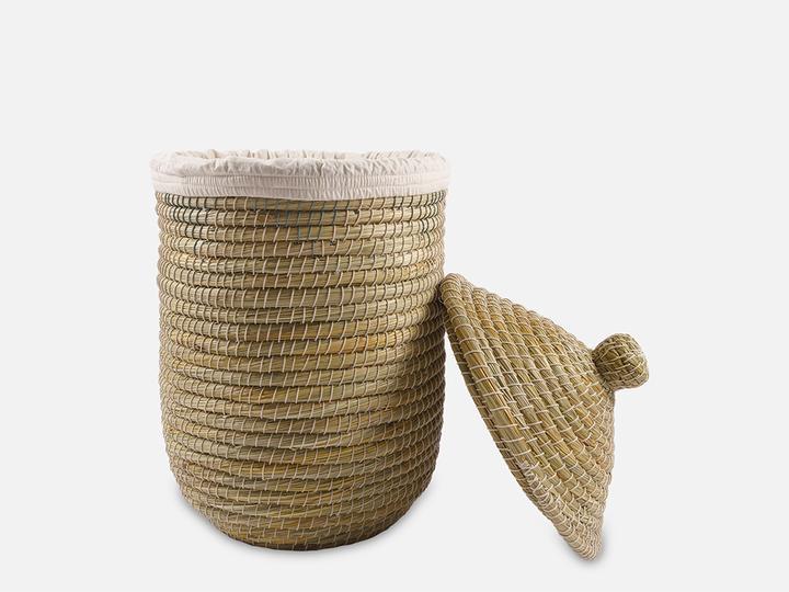 Folkdays - Round Laundry Basket